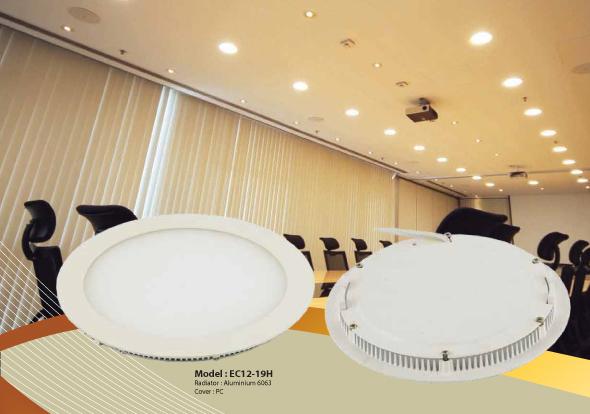 led-panel-round